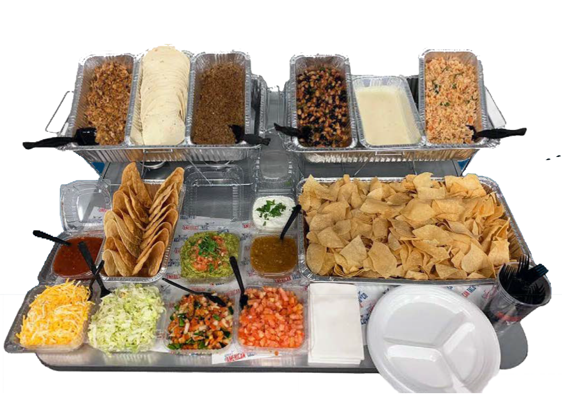Taco Bar Catering in Springfield Mo